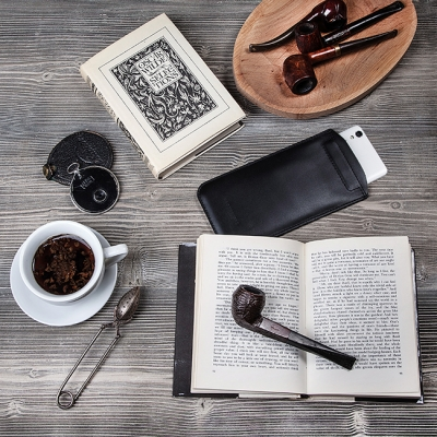 40301-Экранирующий чехол для телефона Aspect Black
