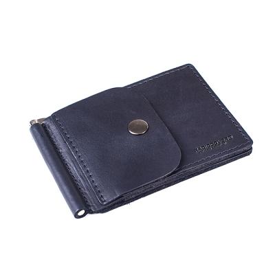 503-Зажим для денег KleoCoin Black